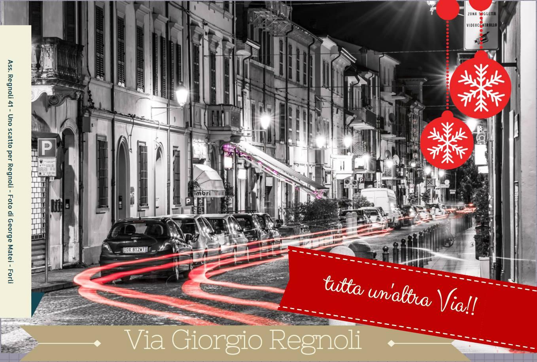 You Tube galleria a cielo aperto Via Giorgio Regnoli Forlì